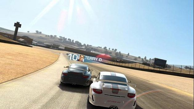 Real Racing 3 Finally Gives Players A Taste Of Live Competition On