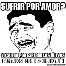 Resultado de imagen para memes de shingeki no kyojin