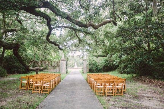 Brookgreen Gardens Wedding By Paula Player Photography