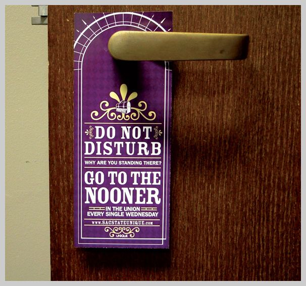 get beautiful door hangers printing with diecut and custom options at