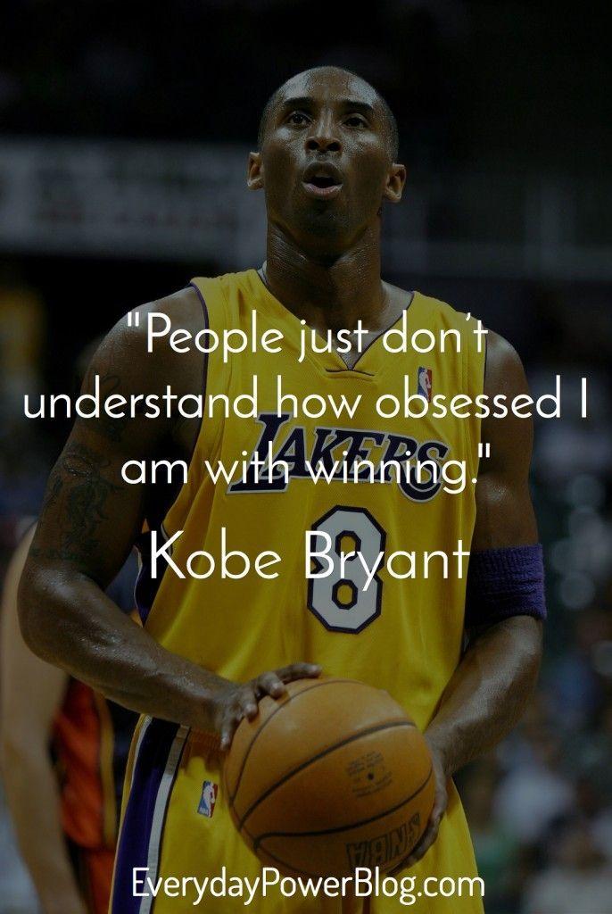 20 Kobe Bryant Quotes On Being Successful Kobe Pinterest Kobe