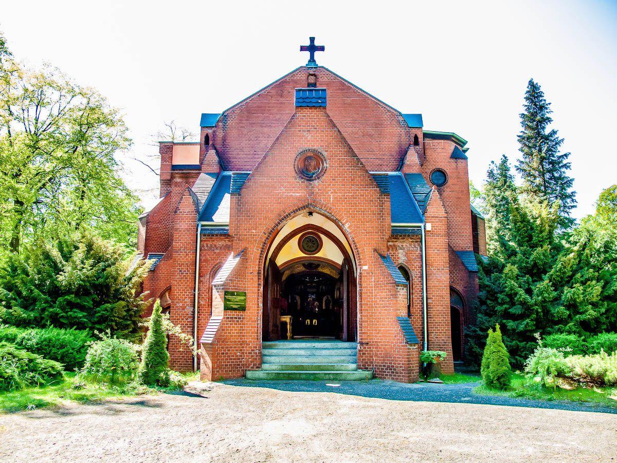 Bulgarische Kirche in Berlin | Architektur, Orthodoxe