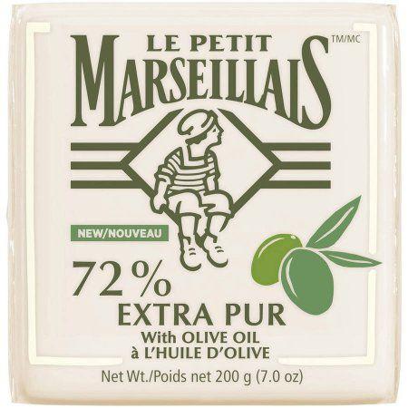 Le Petit Marseillais 72% Extra Pur Soap, 7 oz