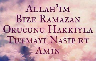 Ramazan Mesajlari Resimli Ramazan Mesajlari Kuaza Quotes Ramadan Islam