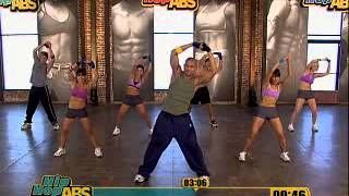 shaun t hip hop abs workout full video - YouTube