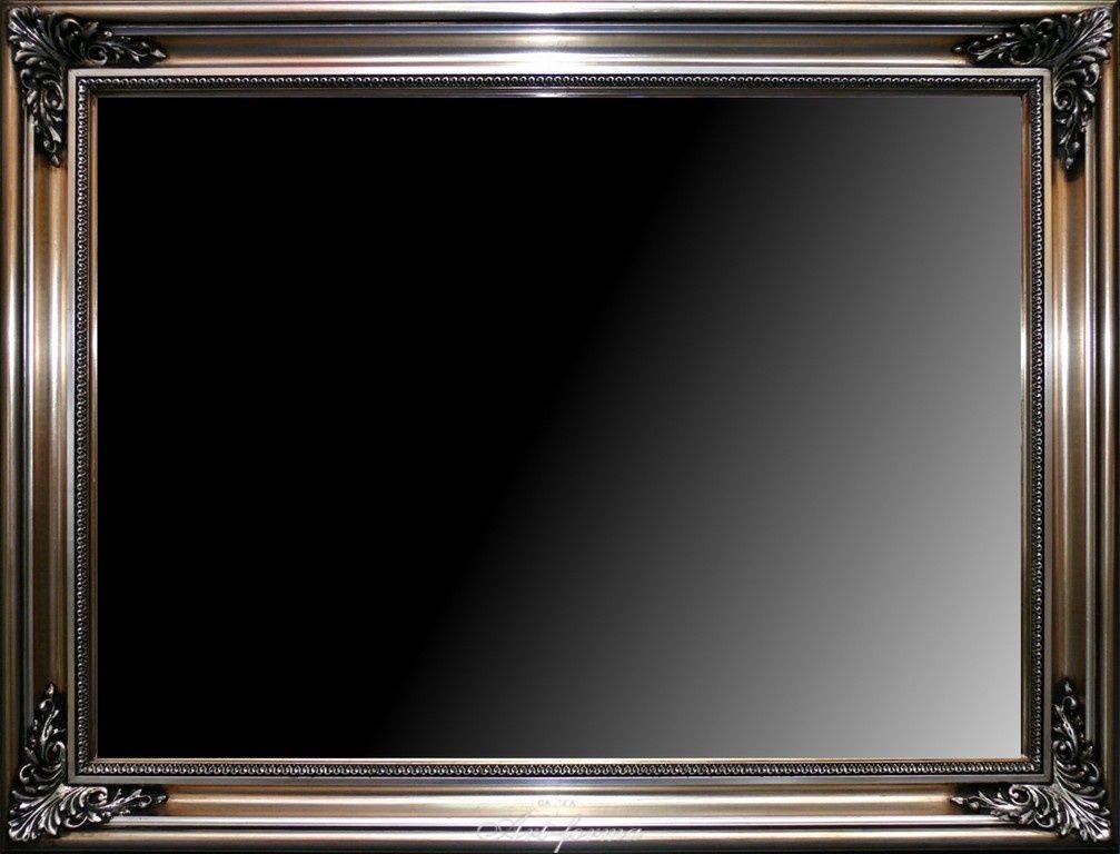 Rama Stylowa Do Lustra Lub Obrazu Pokrycie Platki Srebra Patyna Szerokosc Profilu Ramy 10cm Lustra Rama Obrazy
