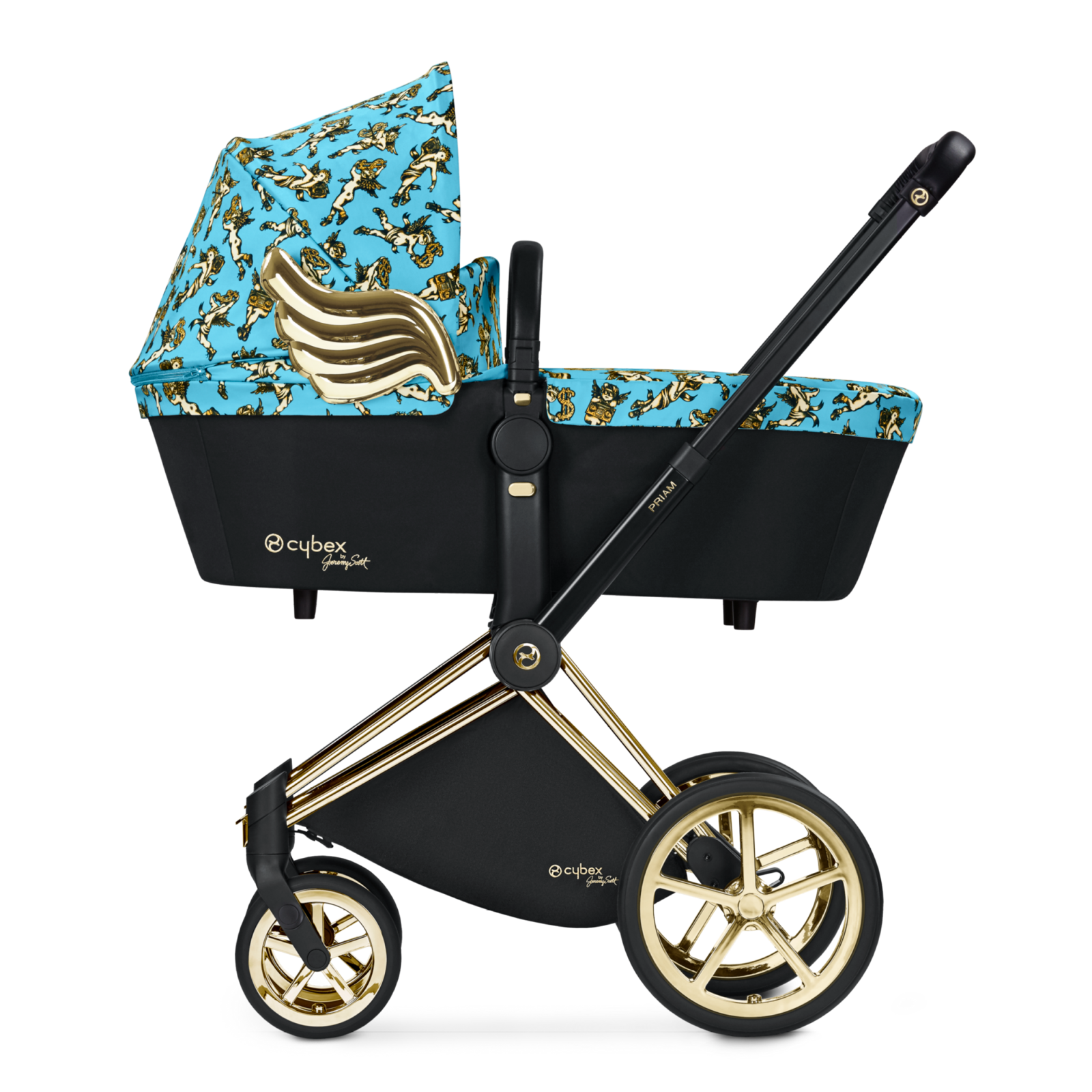 CYBEX by Jeremy Scott Fashion Collection Cybex stroller