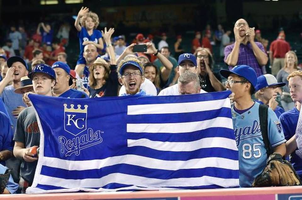 Americans love an underdog, and they seriously love the Royals