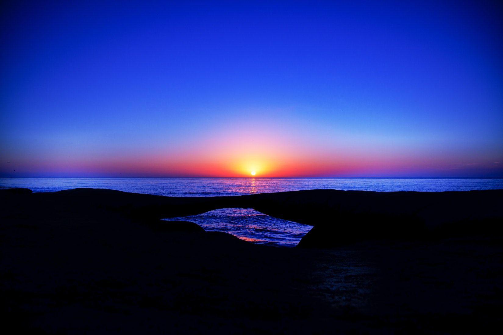 Su Water Su Water Baris Senduran Barissenduran Wallpaper Earth Sunset