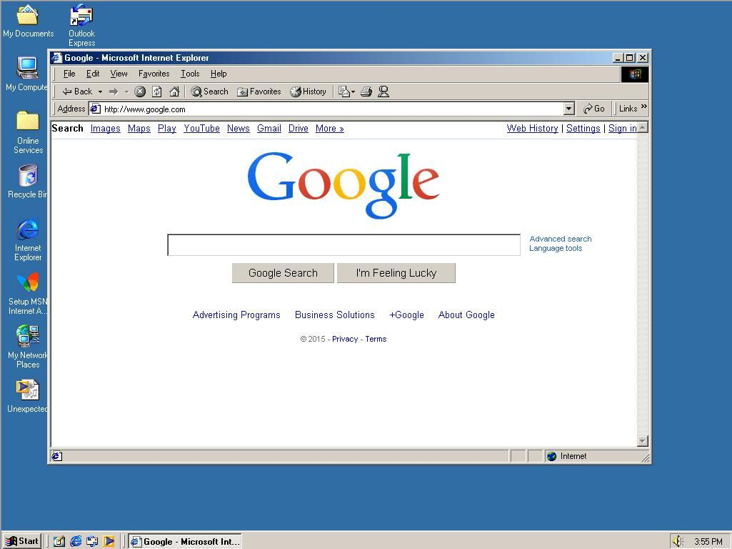 I Connected To The Internet With Lan Not Wireless On Windows Me