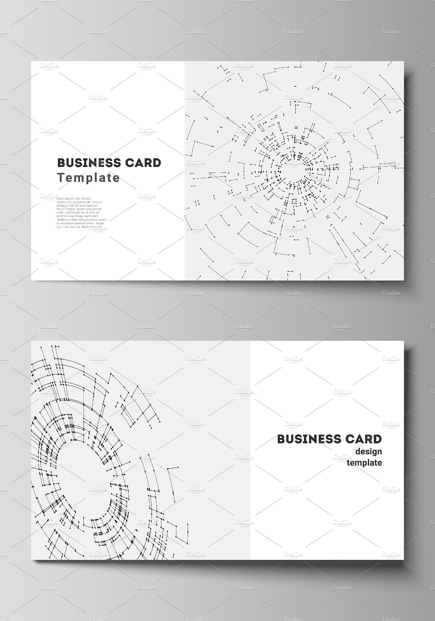 Mega Pack Templates V 03 With Images Business Card Template