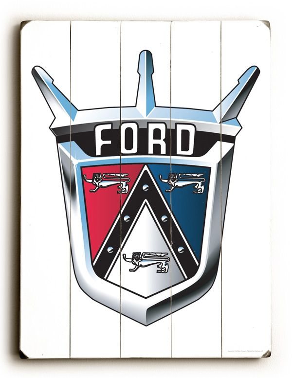 Classic Ford Emblems Decals : Vintage ford graphics for my wife pinterest