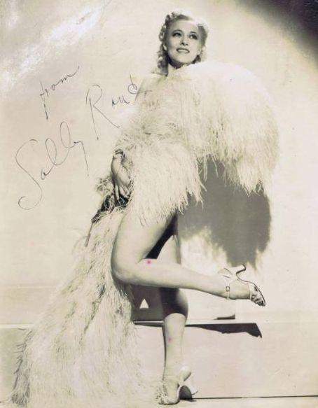 Sally Rand.