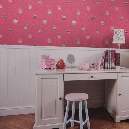 Wallpaper Dinding Kamar Tidur Anak Perempuan Kids Room Room