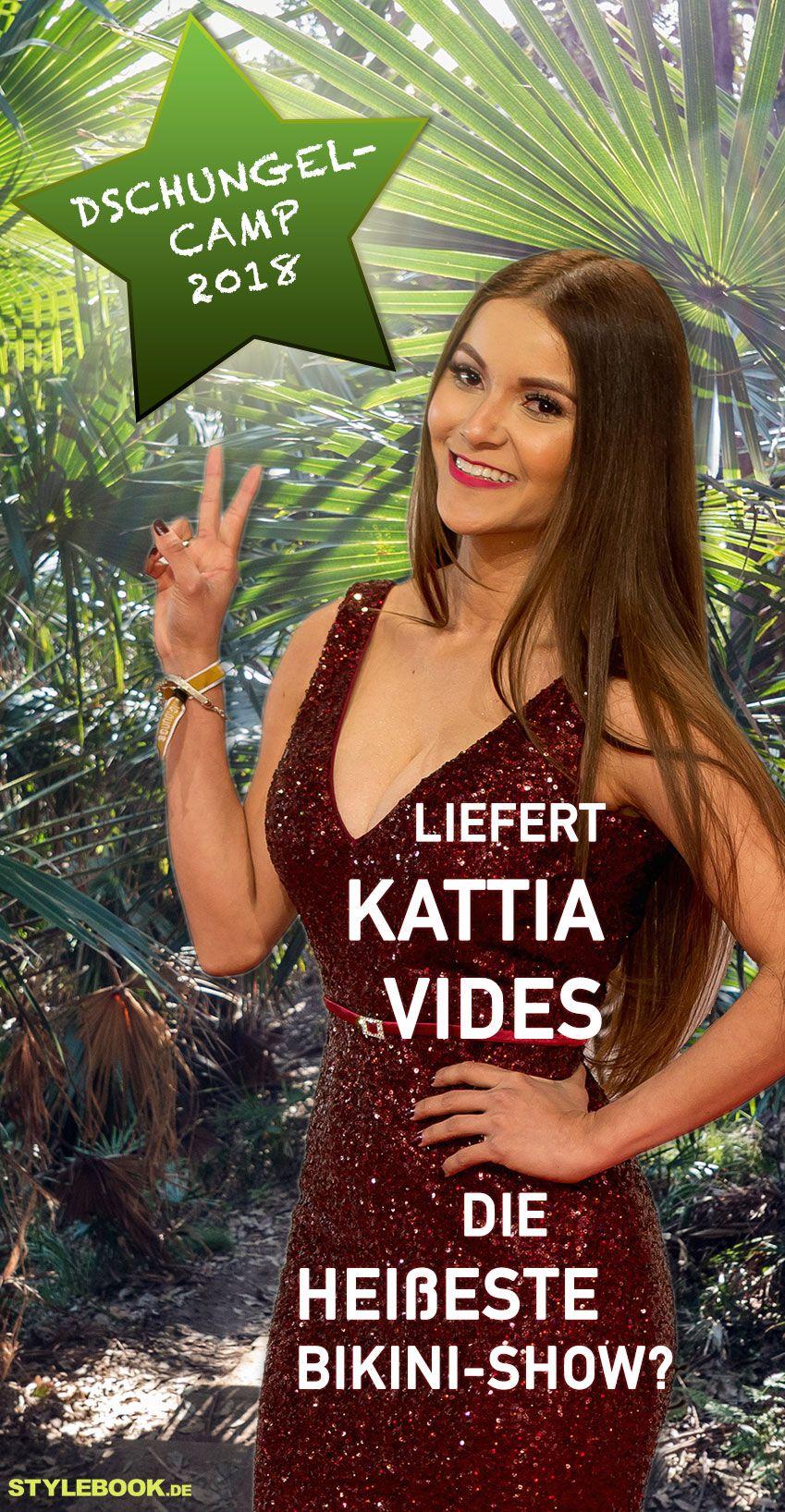 Dschungelcamp 2018 Liefert uns Kattia Vides die heißeste