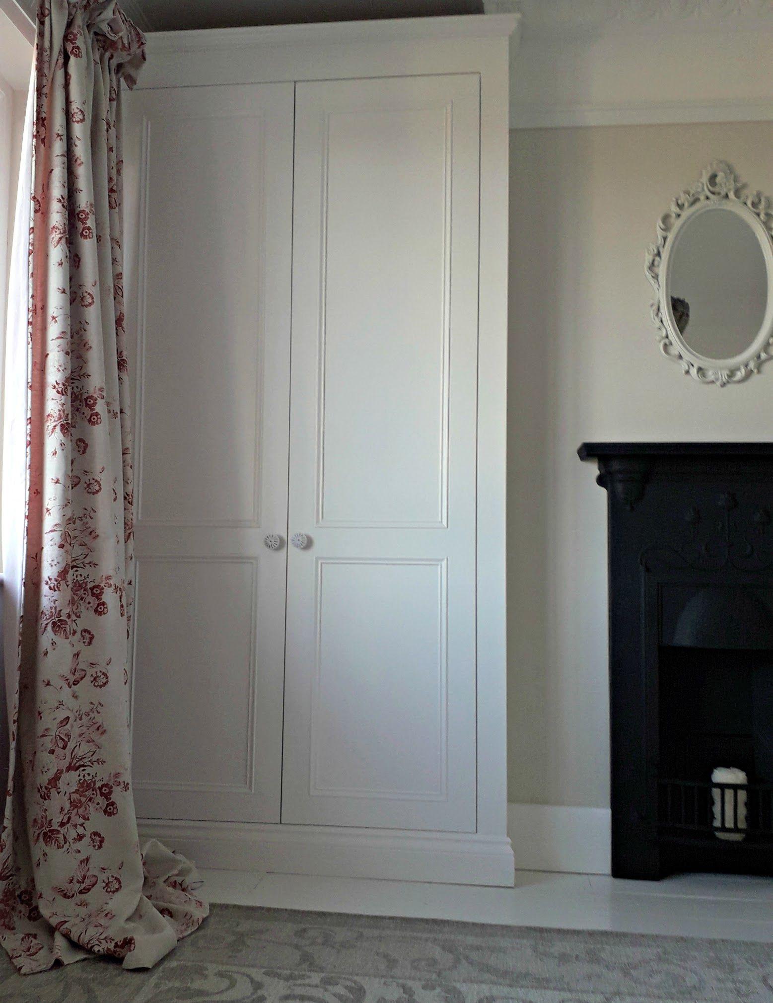 DIY Alcove Cabinet Wardrobe   Alcove wardrobe, Fitted ...