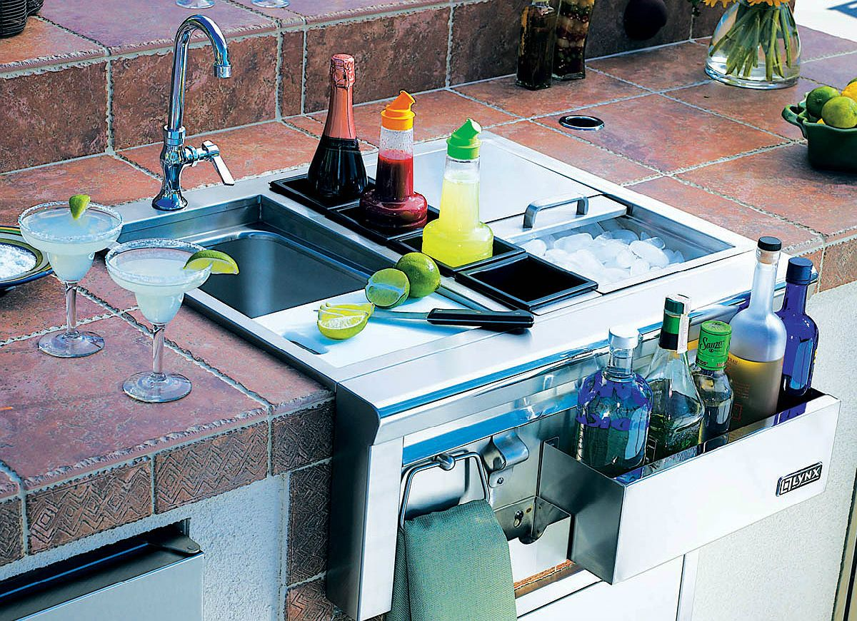 8 best buys for an outdoor kitchen you can afford wet bars sinks
