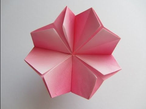 Origami Cherry Blossom And Many More Origami For Kids And Advanced
