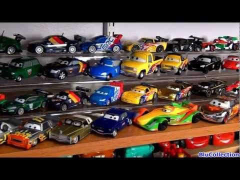 My Entire Complete Disney Pixar Cars 2 Toys Collection Diecast Planes Mater S Tall Tales Blucollection Pixar Cars Disney Pixar Cars Toy Car