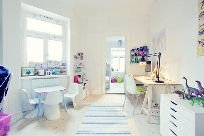 Fælles kontor for børn og voksne