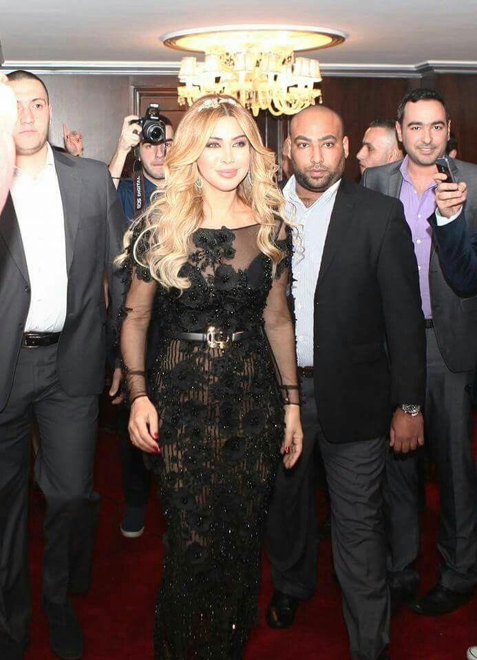 Nawal Al Zoghbi And Her Kids