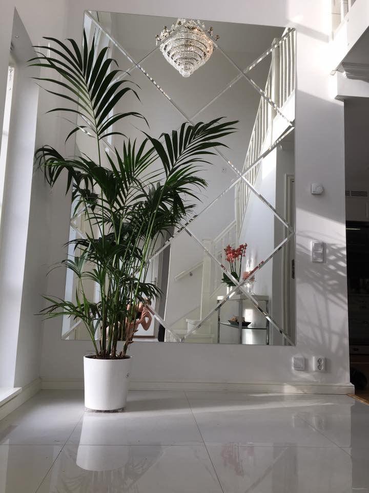 Plantes Du0027intérieur, Penthouses, Vestibules, Salles À Manger, Miroirs, Déco  Intérieure, Salle À Manger, Mur De Miroirs, Chambres Luxueuses
