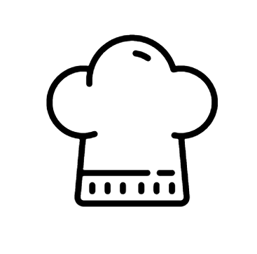 Chef Hat Icon This Is A Icon It Is A Part Of A Collection Of 58 800 Flat Icons Geroba Flat Icon Chefs Hat Icon