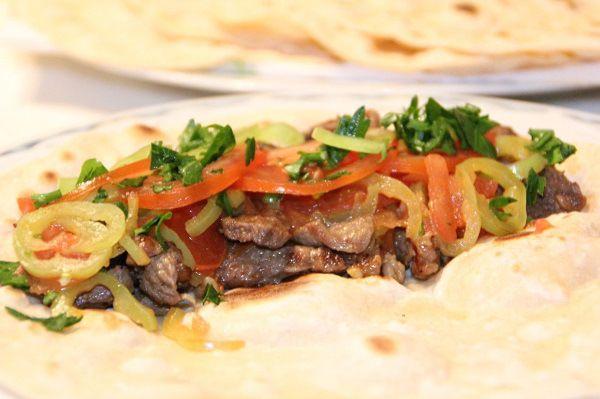 طريقة عمل سندويش تنتوني التركية طريقة Food Beef Fatafeat