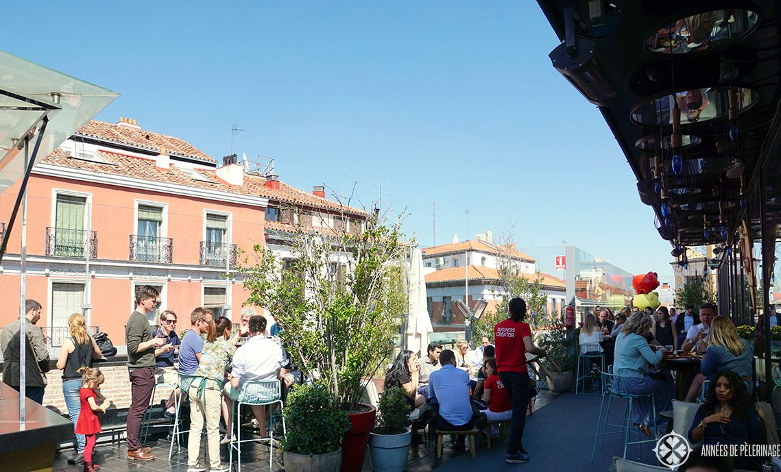 The best rooftop bars in Madrid | Best rooftop bars ...