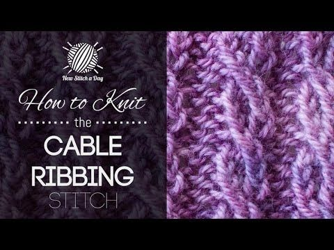 This Video Knitting Tutorial Will Help You Learn How To Knit The