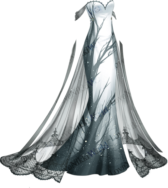 Photo of Beautiful dress.kutos for whoever made this.