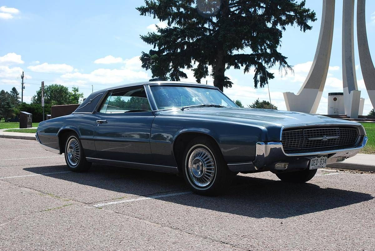 1967 Ford Thunderbird for sale #1984008 - Hemmings Motor News | Cars ...
