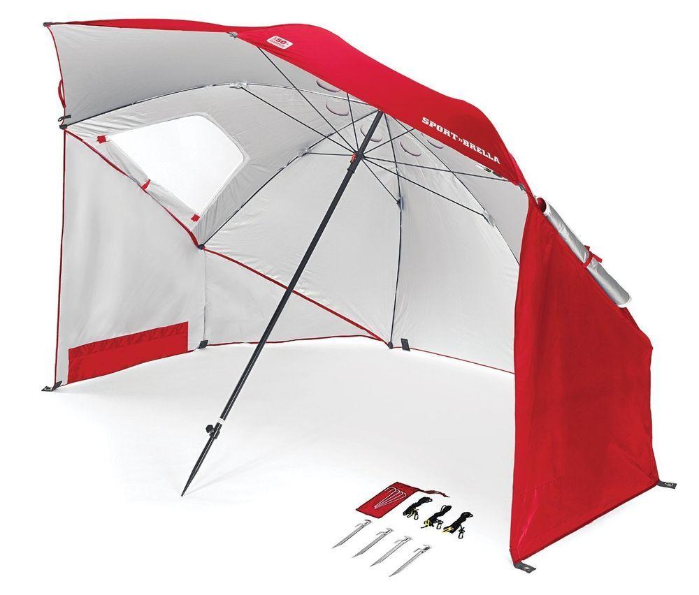 NEW Sport-Brella Umbrella - Portable Sun and Weather Shelter. U will LOVE IT  sc 1 st  Pinterest & NEW Sport-Brella Umbrella - Portable Sun and Weather Shelter. U ...