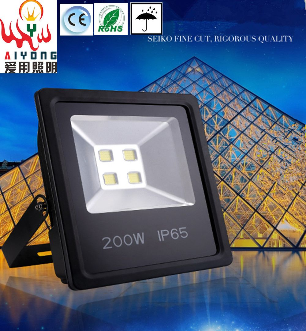Outdoor Led Light Delectable 150W 200W Led Floodlight Stadium Lights Outdoor Advertising Led 2018