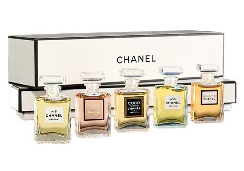 714e3d05 Chanel Parfum Miniatures... | Favorite Perfumes | Chanel perfume ...