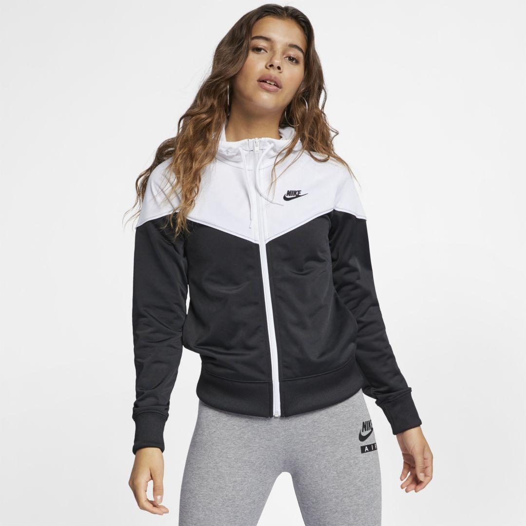 Nike Sportswear Heritage Women's Full Zip Hoodie Size XS