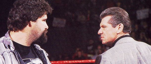 Mick Foley Thanks Vince McMahon, Hart Family on WWE Network, DVD Error