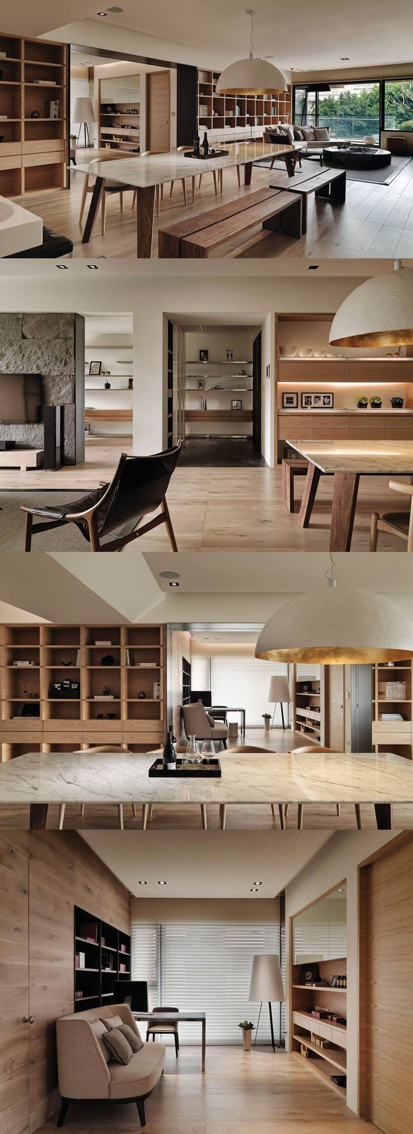 This Is The Best Natural Wood Stone Wood Interior Design Apartment Interior Home Interior Design