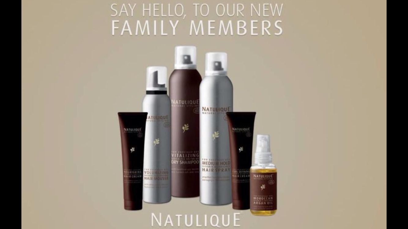 Natulique Styling Range Organic Organic Hair Color Organic Hair Hair Color