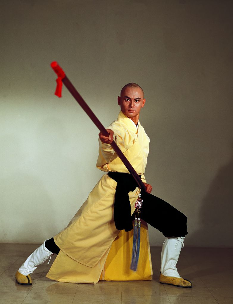 36th Chamber Of Shaolin Training