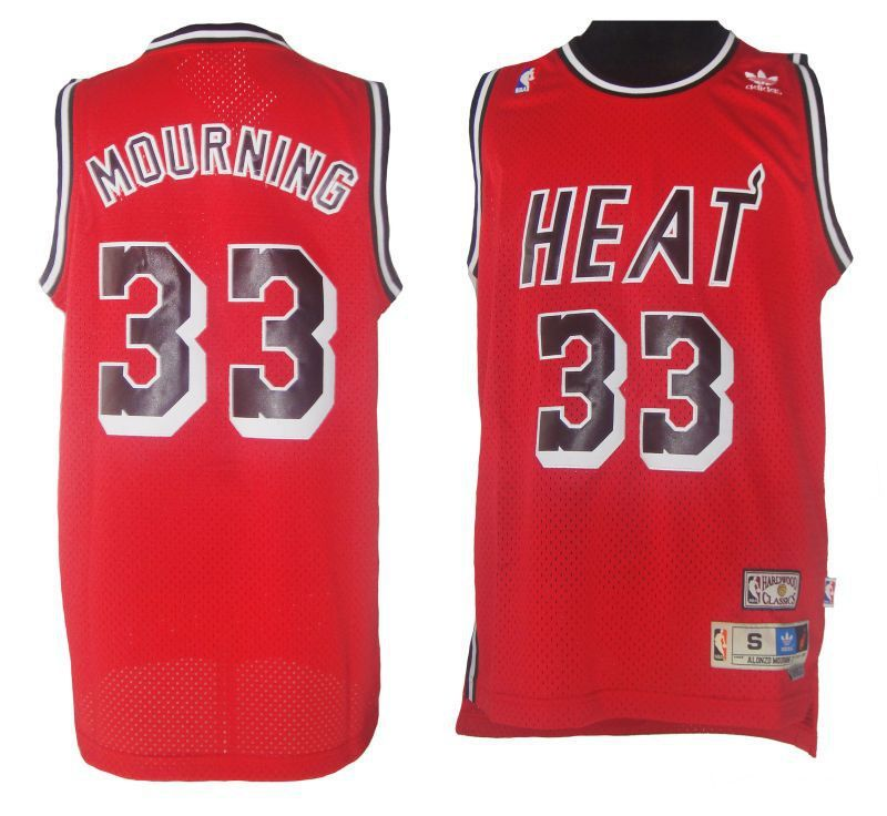 san francisco dc38c dbf35 miami heat jersey number 33
