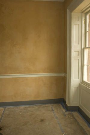 Room · Parchment Look Paint Finish For Living ... Part 64