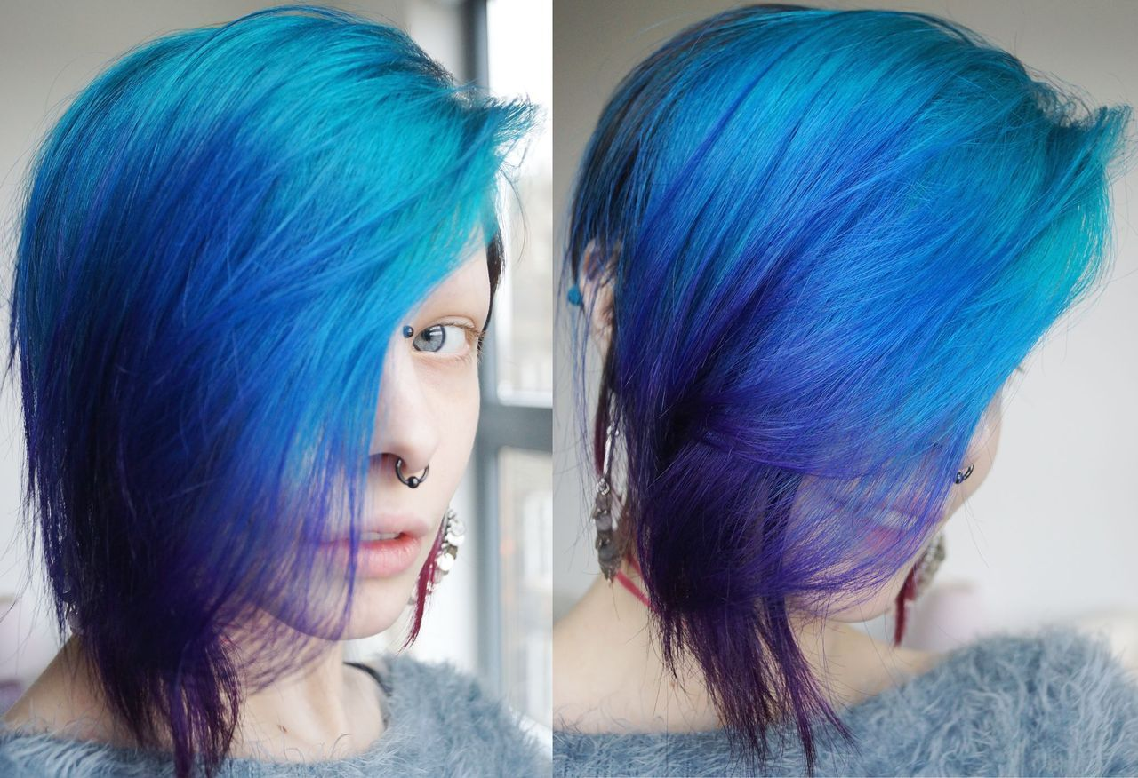 Iska Ithil Love This Hair Coloring Directions Hair Dye Dyed