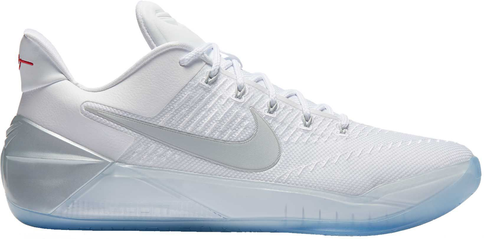 cheap for discount 59696 cbd8b Product Image Nike Men s Kobe A.D. Basketball Shoes · White Black