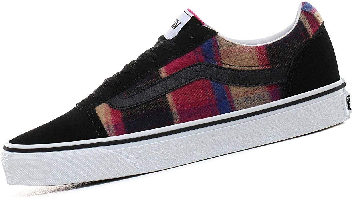 Vans Ward Sneakers Damen Bunt Schwarz Sneaker Vans Sneakers Schuhe Turnschuhe