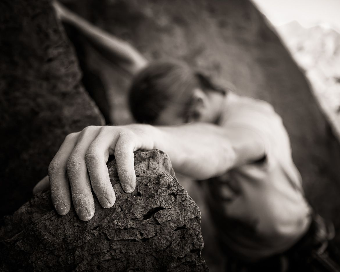Climbing Hand by Erik Unger on 500px