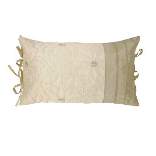 Lois Natural Beige & Cream Catherine Lansfield Embroidered Bedding Cushion Cover by Catherine Lansfield, http://www.amazon.co.uk/dp/B008K2SB9W/ref=cm_sw_r_pi_dp_ONHUtb0SGVKPC
