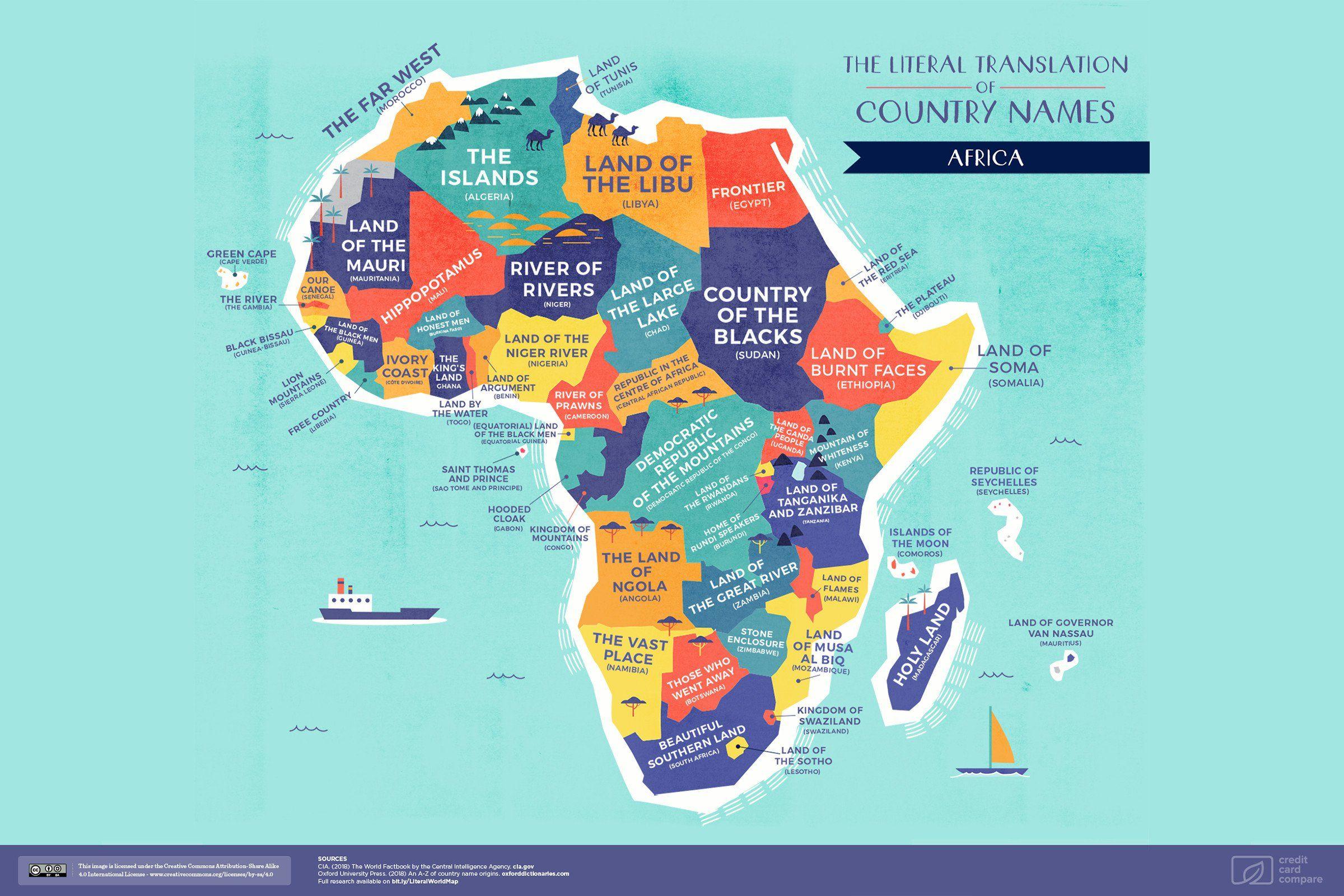 the original name of south africa