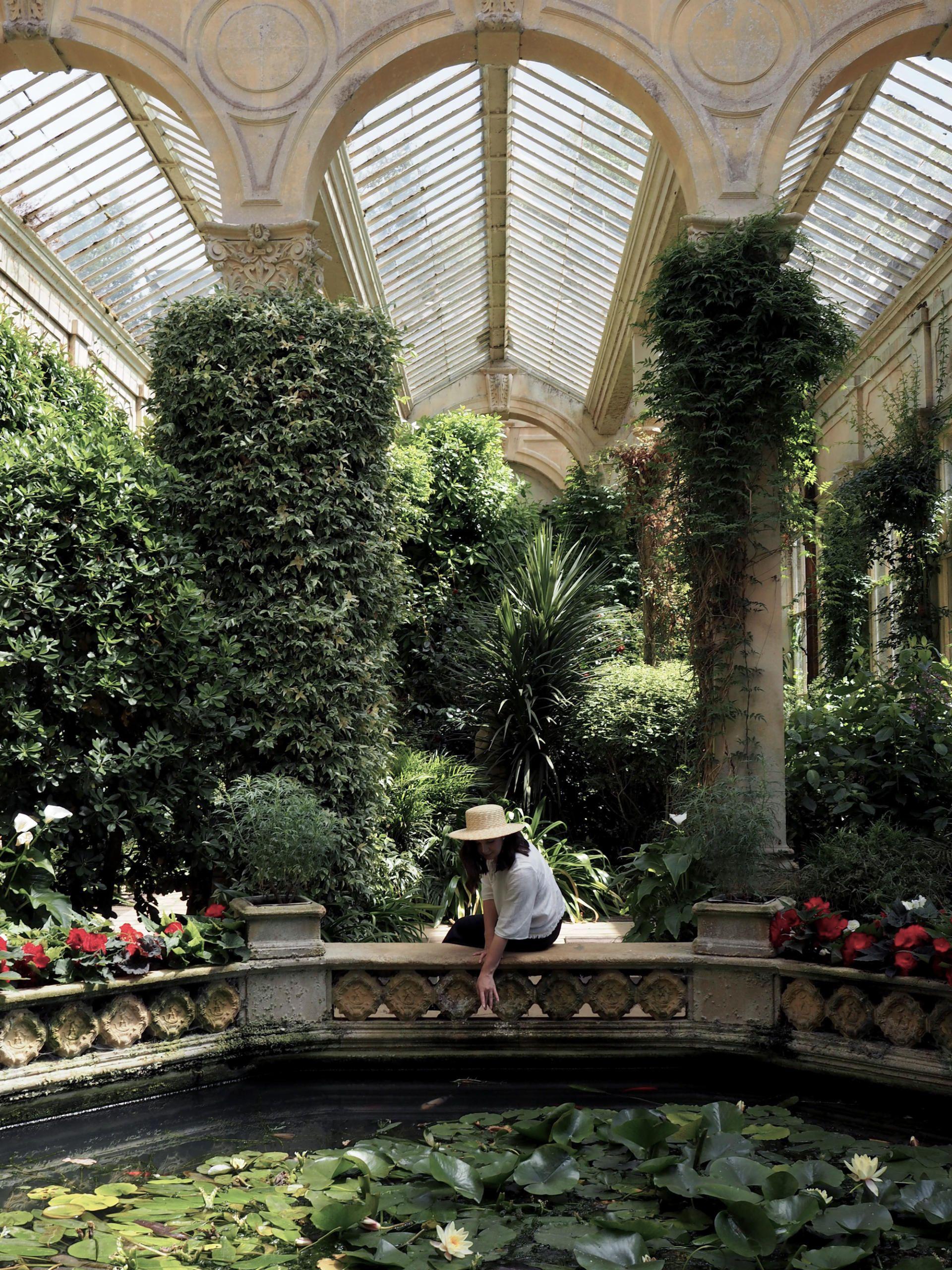 Castle Ashby Northamptonshire Botanical Gardens Garden 400 x 300