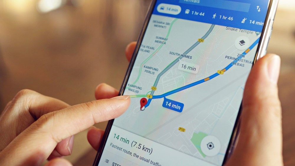Dark Mode Is Coming To Google Maps According To A Cheeky Hint